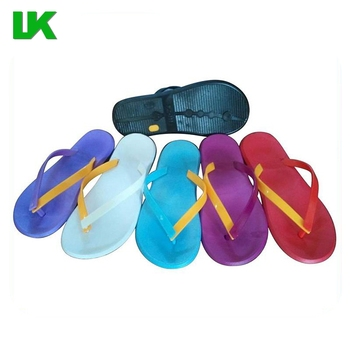 e8b1b9a9a Two Colors Pvc Straps Chappal Women Eva Molded Slippers Flip Flop ...