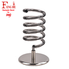 salon tools Movable table hair dryer stand with stainless base