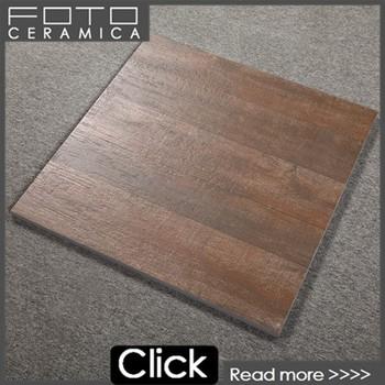 Wooden Design Glazed Non Slip Exterior Outdoor Orient Ceramic Floor