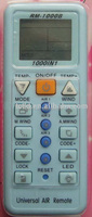 1000 in 1 universal remote control for all brand air conditioner RM-1000B universal air reomte