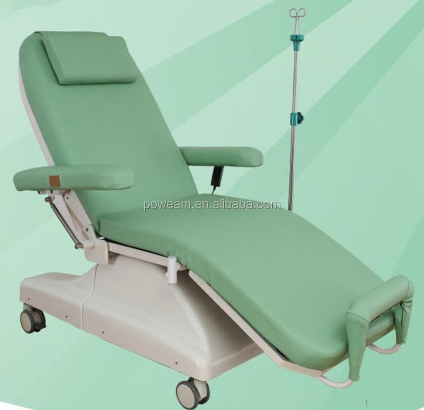 hospital blood donation chair