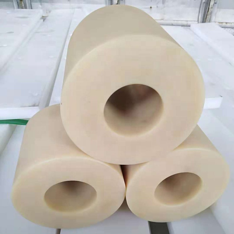 high strength nylon pipe for CNC machining wear resistance nylon tubes