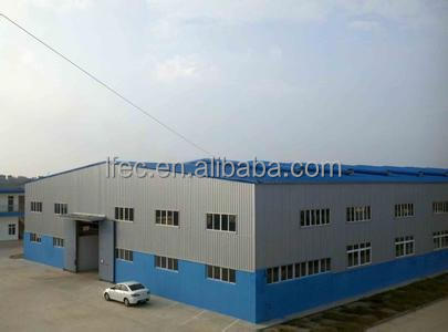 High Standard Metal Roof for Steel Space Frame Building