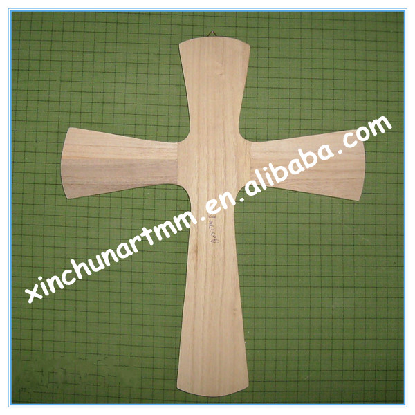 Wholesale Handmade Simple Christian Wooden Cross