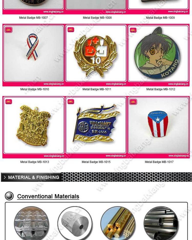 High Quality Enamel Lapel Pin,Custom Metal Scout Badge