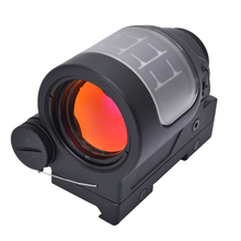 China wholesale high quality 1X36 sealed reflex sight red dot laser rifle sight red laser sight