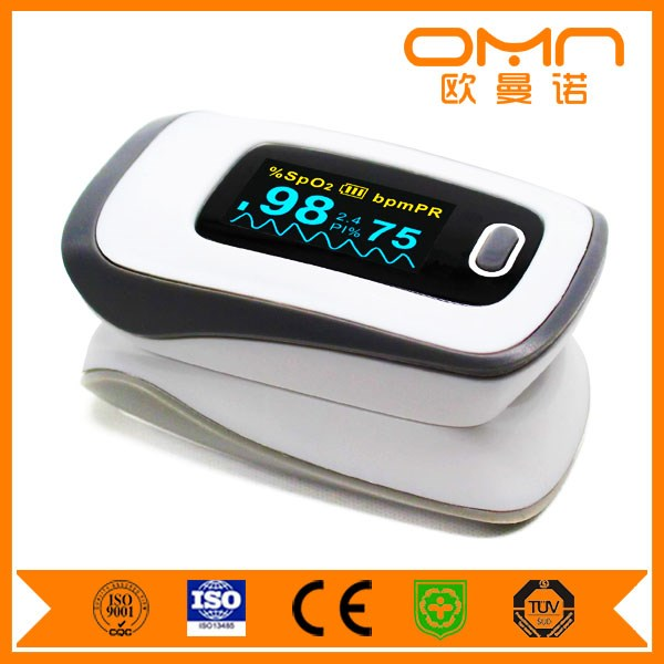 Home blood oxygen test equipment finger oximeter cheap, pulse oximeter finger price