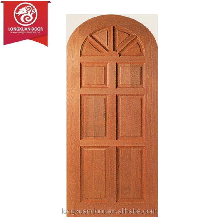 Arco g tico arqueada puertas con ventanas de vidrio puerta for Puertas de entrada de madera y vidrio