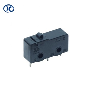 JC-KW12-052 Series China manufacture low price 3 pin micro switch 5a 250v