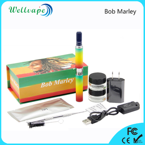 Top quality ceramic chamber Bob Marley dry herb electronic cigarette importers