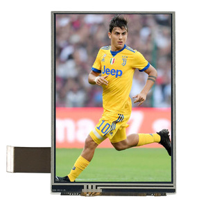 4 inch tft 480*800 ILI9806E-2 with Resistive touch built-in RGB 24 Bit interface lcd display panel