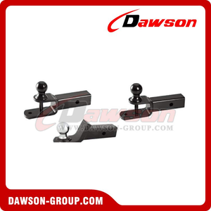 Dawson trailer parts ATV ball mounts for towing