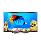 32 42 55 65 inch led 3d smart curved led tv