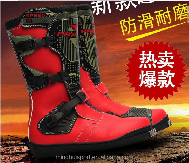 Shoes Speed Dirt Safety Bike Motocross Boots wH6RTq