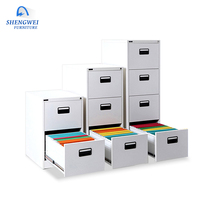 Factory price used vertical multi drawers chest index card file cabinet steel drawer storage file cabinet