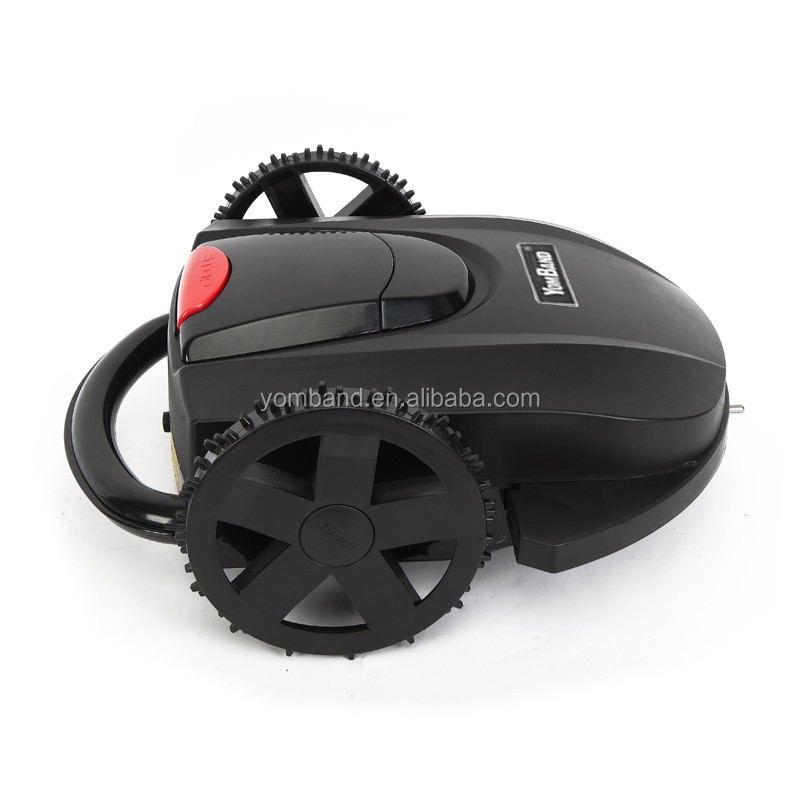 CE Certification and Robotic Mowers Type Lawn Mower with lcd screen waterproof