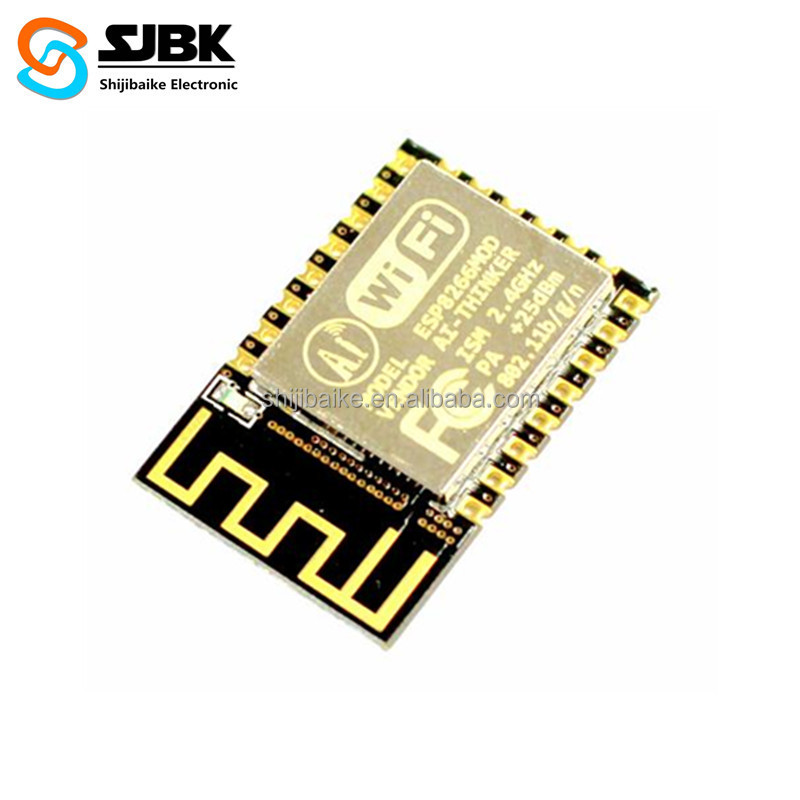 Active Components ESP8266 ESP-12F UART to WIFI Transceiver Wireless Module