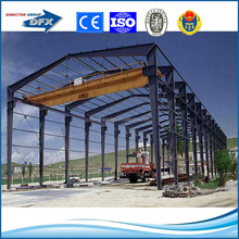 low cost steel structure building steel structure system