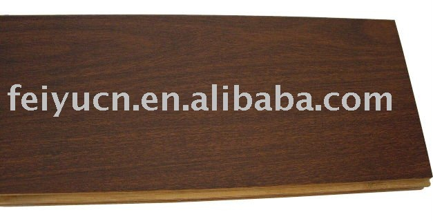 Imitate grainy auburn Bamboo Flooring green building materials bamboo products
