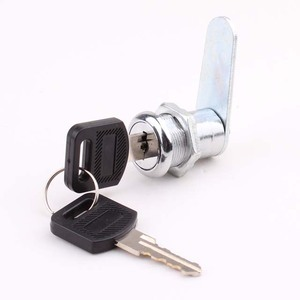 HS102 top quality zinc alloy furniture cabinet hardware fitting cam lock for locker