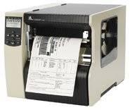 Zebra Technologies 220-801-00203 220XI4 Industrial Printer, 203 DPI, INT Zebra Technologies net 10/100 PRi, 120V Cord, Rewind with Peel, 16MB SDRAM, ZPLII and XML