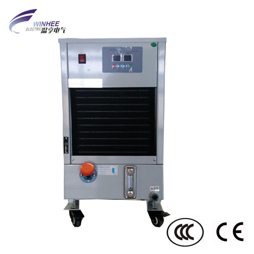 CE CNC Olie Cooling Chiller Machine