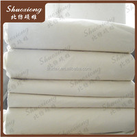 China textile facory 320cm polycotton greige fabric for bedsheet