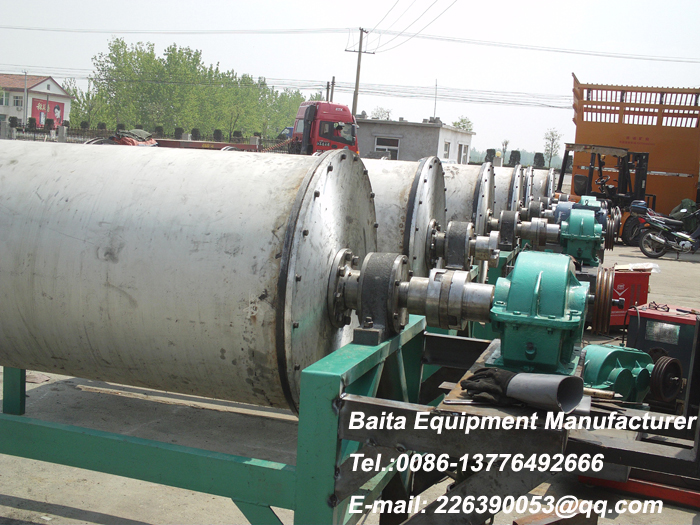 Permanent Magnet Drum Dry Separator-Drum Type Dry Magnetic Separator