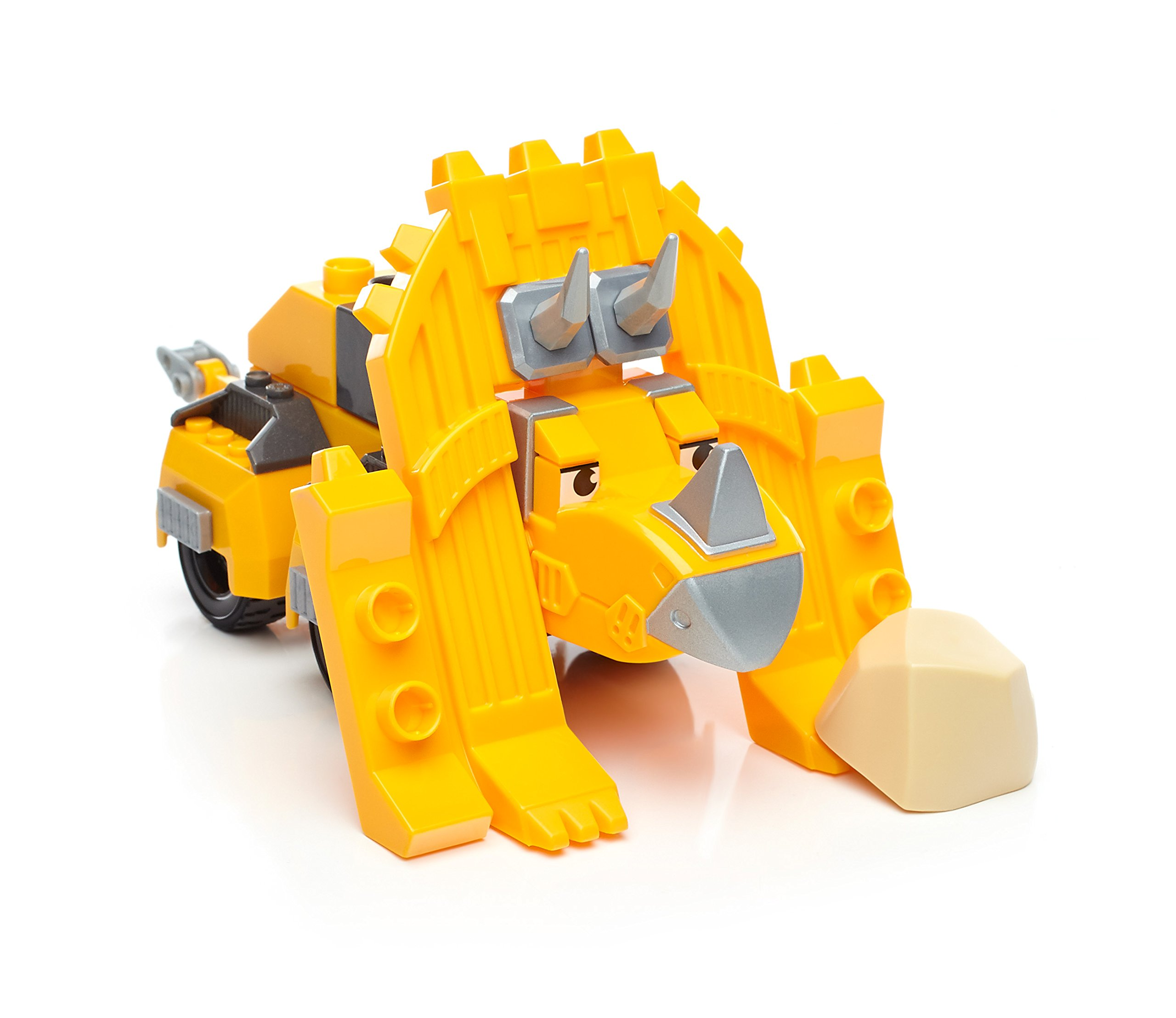 Get Quotations · Mega Construx Dinotrux Dozer Vehicle