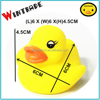 Floating Squirt Water Bath Duck Ducky Rubber Duckies