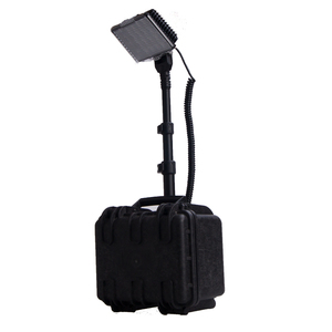 rechargeable powerful job site lights rechargeable led search light