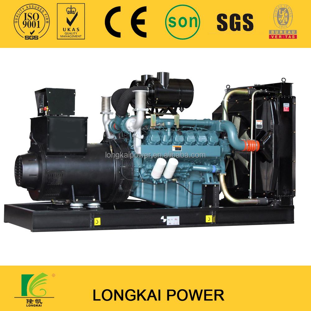 Korean Doosan Power Generator Set 100kw Model Lg100ds - Buy Doosan Diesel  Generator Product on Alibaba.com