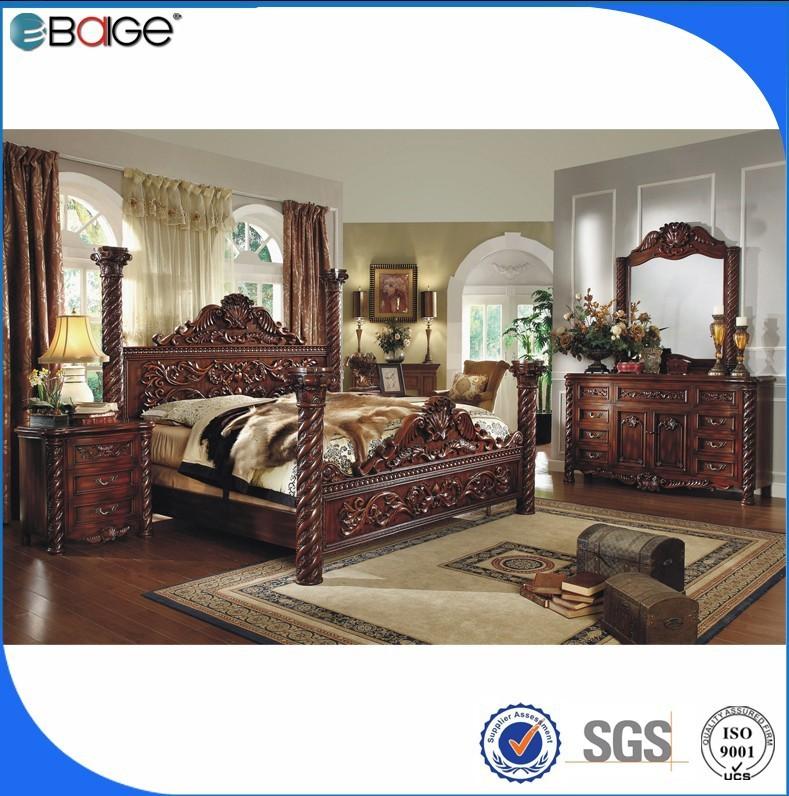 Antique Dark Wood Bedroom Furniture Setfurniture Wheels Antique