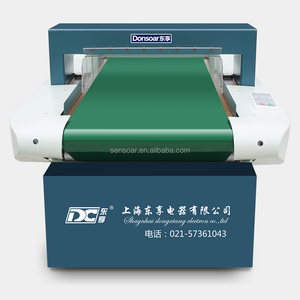 Good quality needle detector machine for garment,metal detector machine for garment