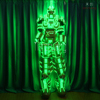 Programmable LED Robot Costume With Customized Logo, Remote Control Stilts Costume, Tianchuang LED Light Costume