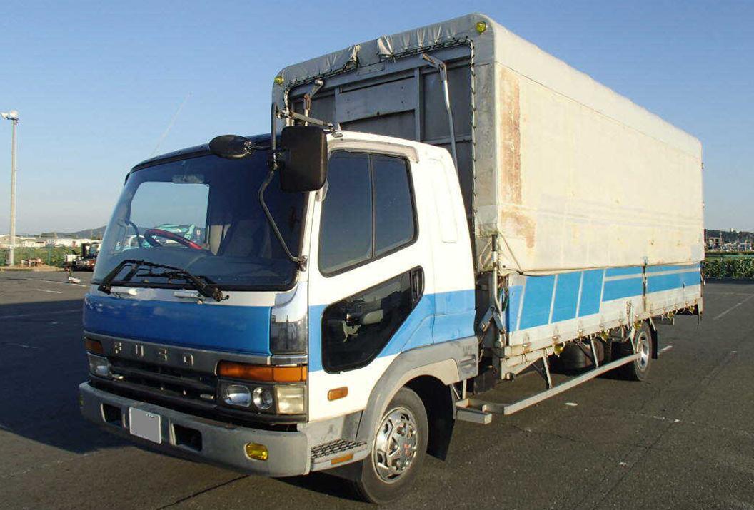Mitsubishi Fuso Fighter Wing Body Truck / Air Break