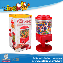 Hot selling induction children game candy toy candy machine