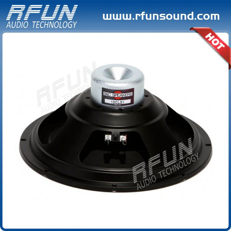High Quality factory directly 10inch woofer speaker