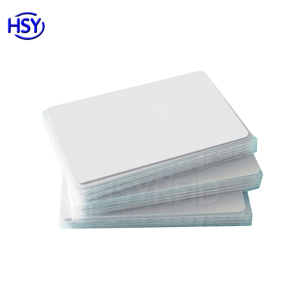 Wholesaler Price Printable RFID 13.56mhz contactless s50 smart card