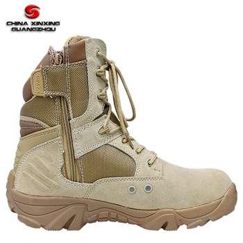 HOT WEATHER DESERT TAN ARMY COMBAT BOOTS