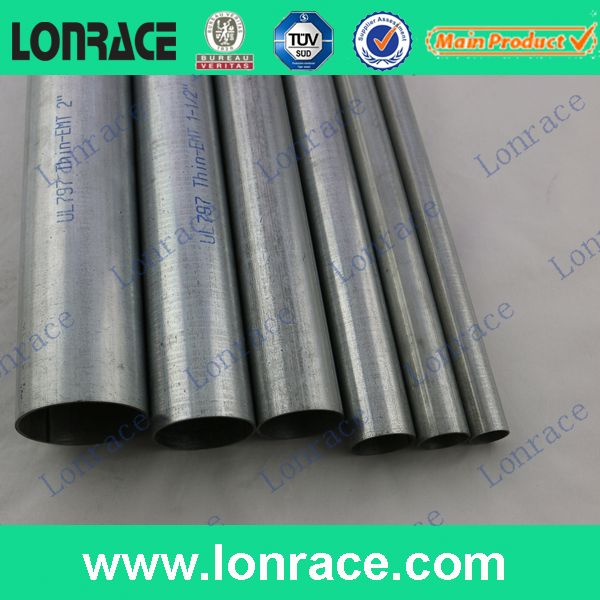 Hot-dipped Galvanized Steel Pipe supplier from china,hot-rolled zinc-coated round steel pipe,stainless steel tube in Cangzhou
