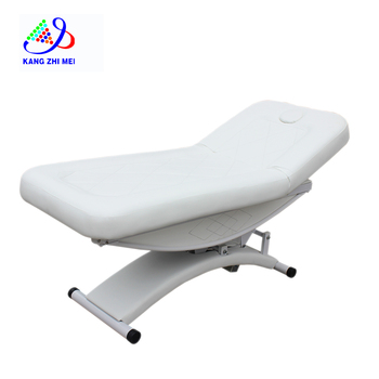 hand adjustable white facial chair bed massage on sale