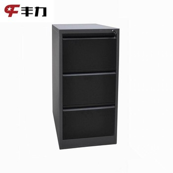 Office Under Table Metal Base Cabinet 3 Drawers Steel File Cabinet ...