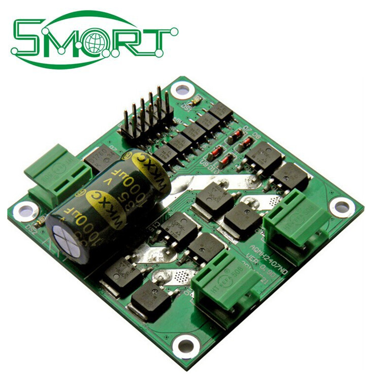 Smart Electronic EZ-USB FX2LP-- IC is CY7C68013A  USB logic analyzer--  board