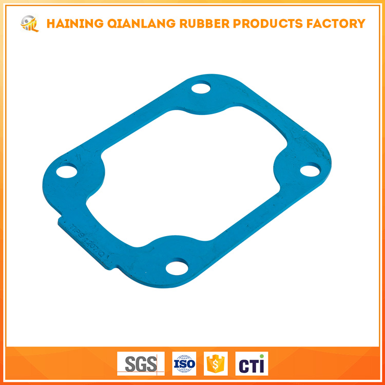 Haining Custom Made Neoprene Flat Factory Food Grade Silicone Rubber Square Gasket