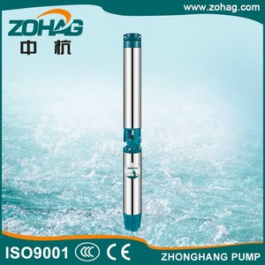 6SR Wenling 2hp Submersible Deep Well Water Pump With Best Price