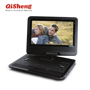 10.1 inch Portable DVD Player with HD DVB-T2 combo receiver