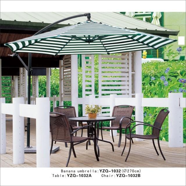 Leisure Waterproof Used Garden Outdoor Patio Umbrella