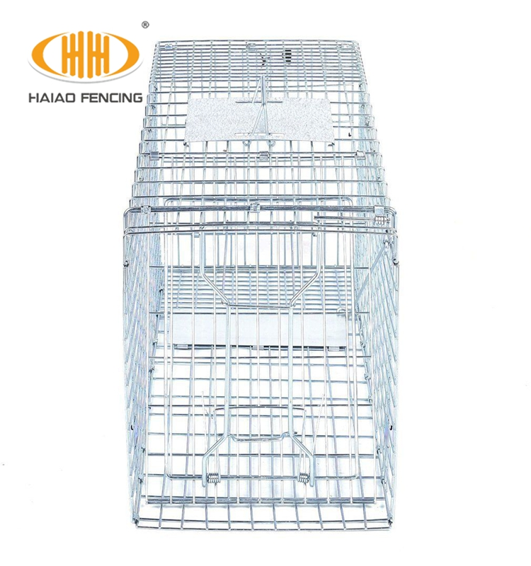 stainless steel crab dog trap magpie trap cage