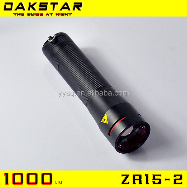 DAKSTAR ZR15-2 Factory direct sale flashlight online shopping for construction machinery